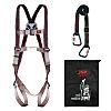 Safety Harness Kit JSP FAR1103 Containing Draw String Bag, Harness, Lanyard