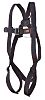 JSP FAR0103 Front, Rear Attachment Safety Harness ,Universal
