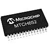 Microchip 19-Channel I/O Expander Serial-SPI 28-Pin SSOP,
