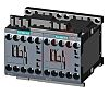 Siemens Sirius Innovation 3 -polig 3RA Leistungsschütz, 7,5 kW, 3 Schließer (Hauptkontakt) / 16 A, 24 V dc Spule