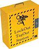 6 Padlock Lockout Station