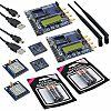 Silicon Labs 4463C-915-PDK, Si4463 RF Transceiver Development Kit