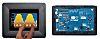 Bridgetek VM801B50A-BK, FT801 Basic EVE 5in Capacitive Touch