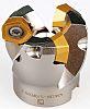 Pramet 19° Face Mill, 50mm, Diameter, 22mm Bore