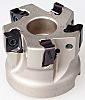 Pramet 90° Face Mill, 40mm, Diameter, 16mm Bore