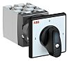 ABB, SPST 4 Position 90° Rotary Switch, 400