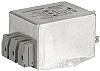Schurter,10A,±80 V dc Female, Male Screw IEC Filter