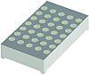 TBC12-11SURKCGKWA Kingbright Dot Matrix LED Display, CC 7
