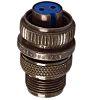 Amphenol Industrial, 97 2 Way MIL Spec Circular Connector Plug,Shell Size 10SL