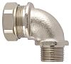 Flexicon FSU Series M25 90° Elbow Cable Conduit Fitting, 25mm nominal size