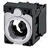 Siemens SIRIUS ACT Light Block & Holder - 1NO Red, 6 → 24 V ac/dc