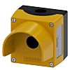 Siemens Yellow Plastic SIRIUS ACT Push Button Enclosure