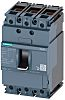 3 125 A MCCB Molded Case Circuit Breaker,