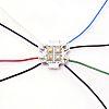 ILS ILH-ON04-RGBW-PC211-WIR200., OSLON 80 PowerStar Circular LED
