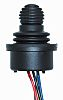 IP68S Joystick Switch, 4 axes, 1 mA Wire