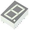 SA08-21CGKWA Kingbright 7-Segment LED Display, CA Green 25