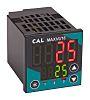 Controlador de temperatura PID CAL serie MAXVU16, 48 x 48mm, 24 V ac / dc, 1 entrada PT100, termopar