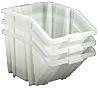 RS PRO PP Storage Bin Storage Container, 345mm