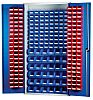 RS PRO Steel Lockable Cabinet, 2000 x 1015