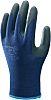 Showa Schutzhandschuhe, Nylon Blau, Größe 8, M