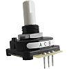 Grayhill optikai kódoló 6,35 mm átmérőjű Lapos tengely, rögzítés: Panelre szerelhető