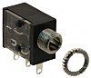 Switchcraft, 35RAPC 3.5 mm PCB Mount Stereo Jack