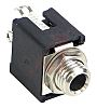 Switchcraft 3.5 mm Chassis Mount Stereo Jack Socket,