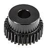 RS PRO Steel 30 Teeth Spur Gear, 24mm