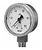 WIKA 52515222 Analogue Positive Pressure Gauge, Connection Size