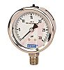 WIKA 70073147 Analogue Positive Pressure Gauge, Connection Size