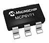 MCP6V71T-E/OT Microchip, Op Amp, RRIO, 2MHz 10 Hz,