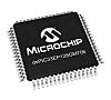 DSPIC33EP128GM706-I/PT Microchip dsPIC33EP, 16bit DSP 70MIPS 128