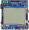 STMicroelectronics MCU Evaluation Board with STM32756G -