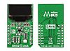 MikroElektronika MIKROE-1650, OLED B click OLED Display Add On Board With SSD1306