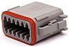 Deutsch, DT Automotive Connector Plug 12 Way, Crimp