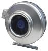 Vent-Axia SDX315 Euro Round In Line Duct Fan, 983m³/h, 2 Year Warranty, IP54 Terminal Box, Metal Impellers, Dust Size