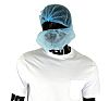PAL Blue Disposable Beard Mask One Size, Ideal