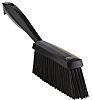 Black Hand Brush for Brushing Dry, Fine Particles,