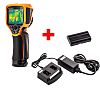 Keysight Technologies U5856A Thermal Imaging Camera Kit, -20 → +650 °C, 160 x 120pixel With RS Calibration