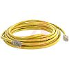 5e kategóriájú kábel UTP, Sárga hossz: 2.13m