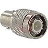 Cinch Connectors 50Ω Straight N Connector, Female, Male