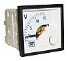 Sifam Tinsley DC Analogue Voltmeter, 15V, 45 x