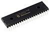Microchip PIC18F4550-I/P, 8bit PIC Microcontroller, PIC18F, 48MHz, 32 kB, 256 B Flash, 40-Pin PDIP