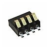 AVX, 9155 Male 4 Way Battery Connector, Right