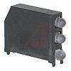 Dialight 593-232323-002F, Green LED Indicator, 3 LEDs, Surface