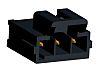 Molex, Ultra-Fit, 172286, 3 Way, 1 Row, Straight