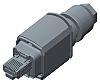 TE Connectivity Cat5e 8P8C-Way Male RJ45 Plug Straight
