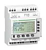 4 Channel Digital DIN Rail Time Switch Measures