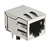 Wurth Elektronik, Female RJ45 Socket