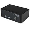Startech 2 Port Dual Monitor USB DVI KVM